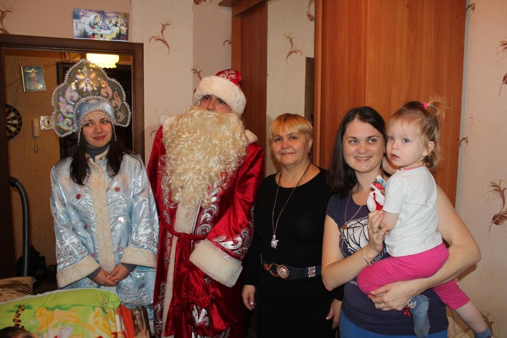 Поздравление ребенка инвалида с новым годом