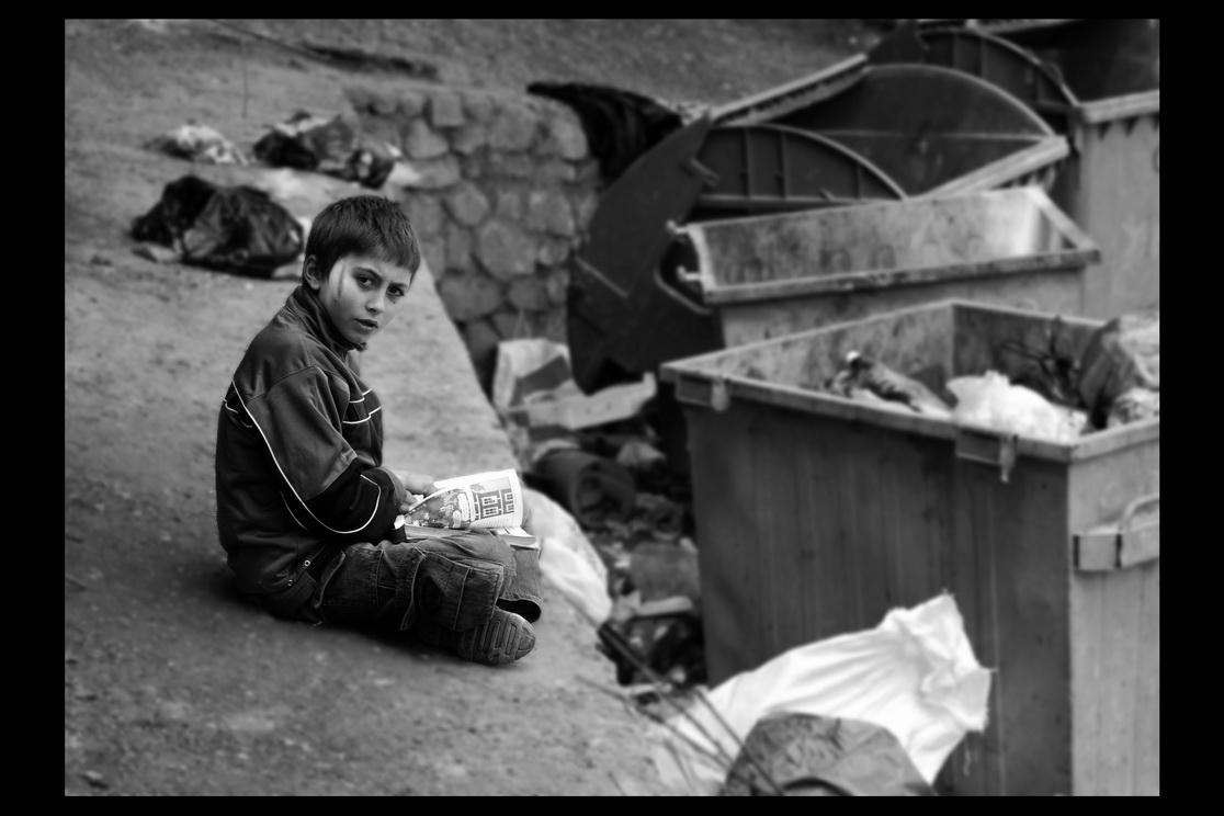 Фотографии детей бездомных